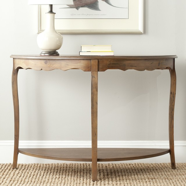 Christina Firewood Console contemporary-fireplace-accessories