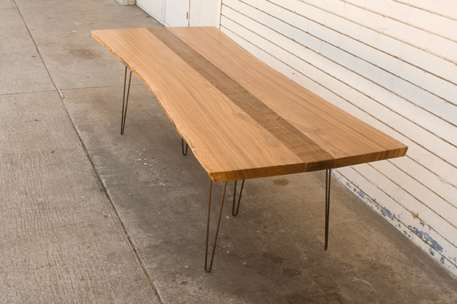 Sugar Gum Eucalyptus Dining Table modern dining tables