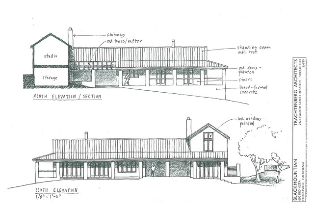 Black Mountain Retreat farmhouse-exterior-elevation