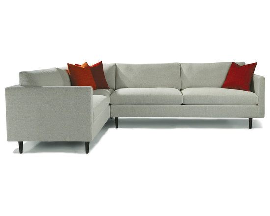 The Sit In Sectional by Milo Baughman from Thayer Coggin -