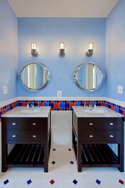 Kids Bath contemporary-bathroom