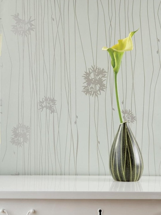 Ferm Living Ferris Wallpaper - Ferm Living's Wallpaper is graphic & whimsical adding character, charm and personality to any room. Wallpaper has a striking effect and will without a doubt turn your room into a sanctuary.