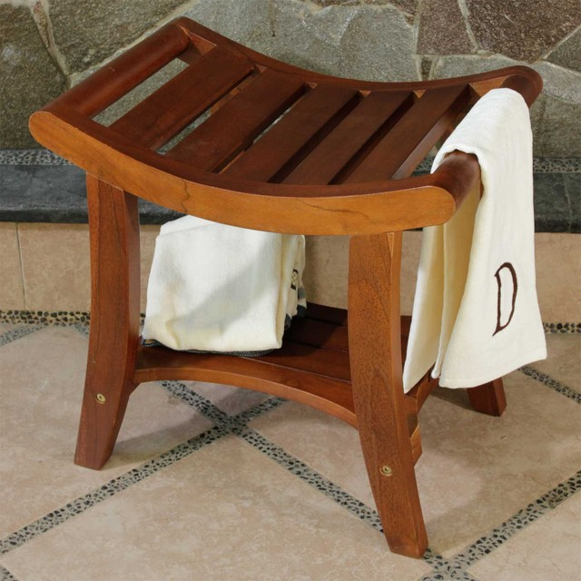 Asia Inspired Shower Stools Asian Shower Benches