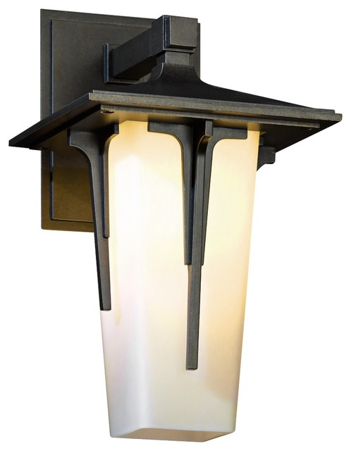 Outdoor Lighting Fixtures Arts And Crafts Arts And Crafts Mission Hubbardton Forge Modern Prairie Medium Outdoor Wall