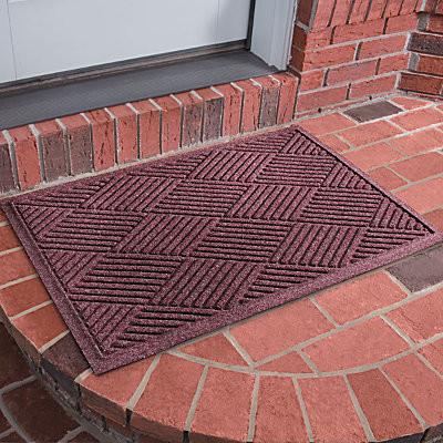 Water Guard Entry Mat-4' x 6' contemporary-bath-mats