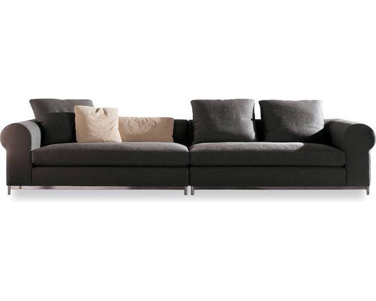 Brenton Classic Sofa -