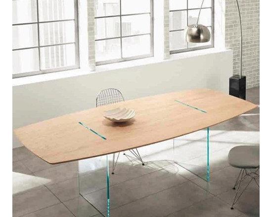 Tonelli - Tonelli   Tavolante Dining Table, 98in. - Design by Marco Gaudenzi, 2009.
