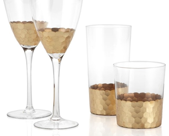 Chisel Glassware contemporary-everyday-glasses