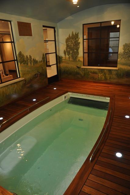 LEED Platinum Rated Bryant Street Residence mediterranean-pool