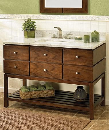 Windwood Vanity contemporary-bathroom-vanities-and-sink-consoles