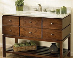 Windwood Vanity contemporary bathroom vanities and sink consoles