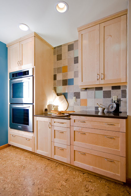 Communal Contemporary contemporary-kitchen