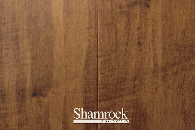 Rancho madera collection by shamrock plank flooring time for Madera maple