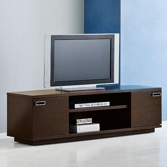 Flip-Door Media Unit modern-entertainment-centers-and-tv-stands