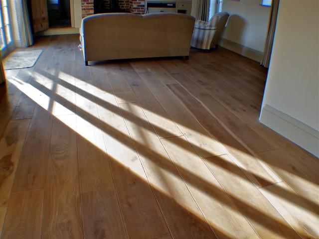 Vintage Reclaimed Wood Flooring traditional-hardwood-flooring