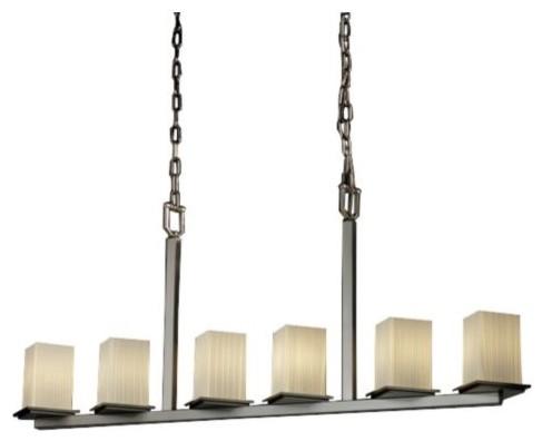 Fusion Linear Suspension contemporary-pendant-lighting