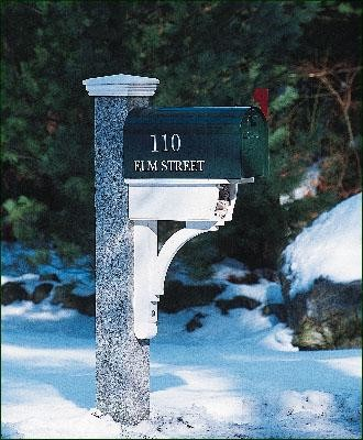 Graniteer Mail Post modern mailboxes