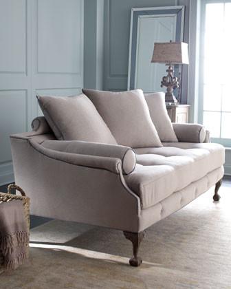 Haute House Cleo Sofa traditional-sofas