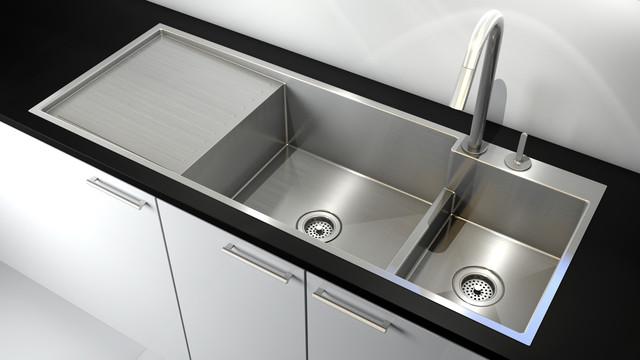 Signature Sinks modern-kitchen-sinks