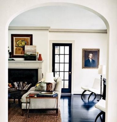 Design Inspiration: Black Doors