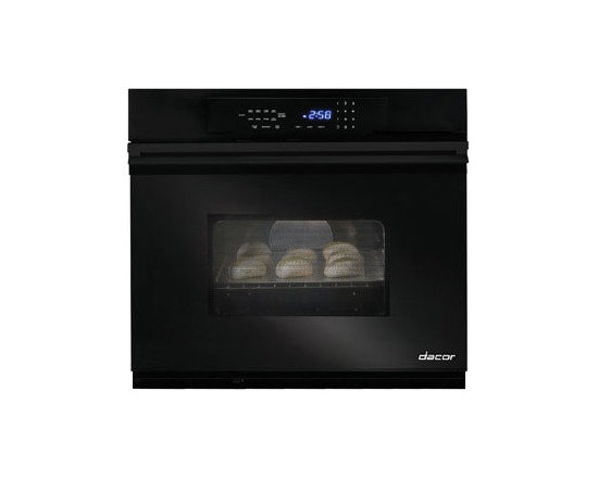 "Dacor Classic Millennia 30"" Single Electric Wall Oven, Black 