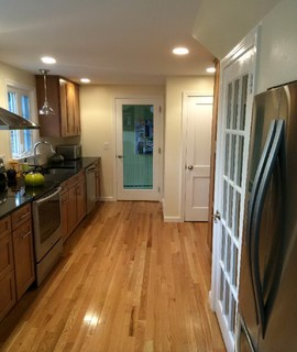 American Woodmark Townsend Kitchen