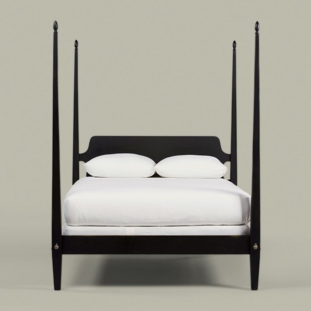 new country by ethan allen barrett bed traditional-beds