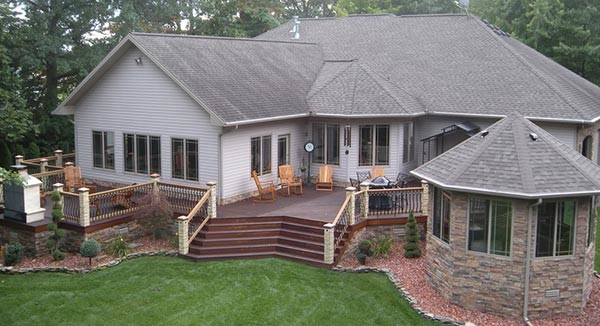 Deck Expressions Products traditional-outdoor-decor
