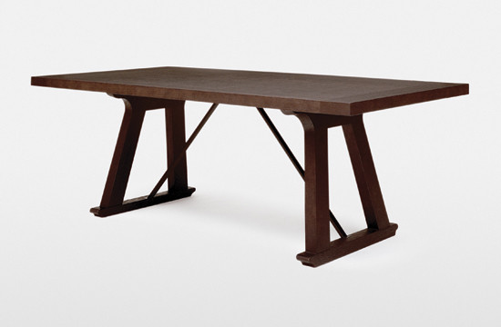 Alta Table contemporary dining tables