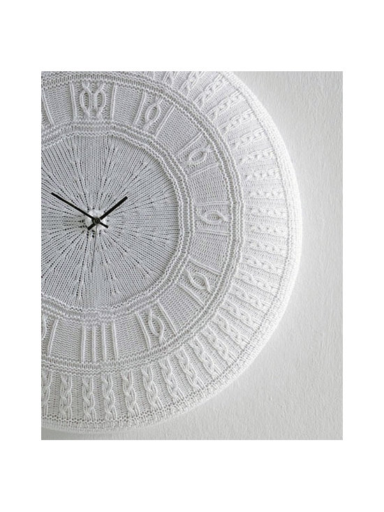 Cotton Clock -