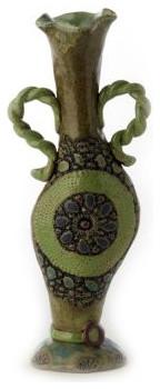 Lucy Vase eclectic-vases