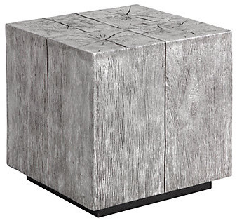 Timber End Table Modern Coffee Tables By Z Gallerie