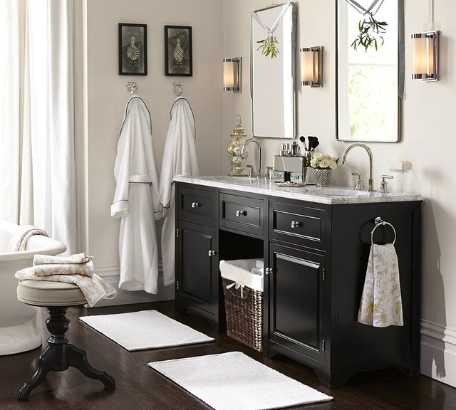 Perfect  Bathroomvanitiesideaspotterybarnbathroomforrusticbathroom