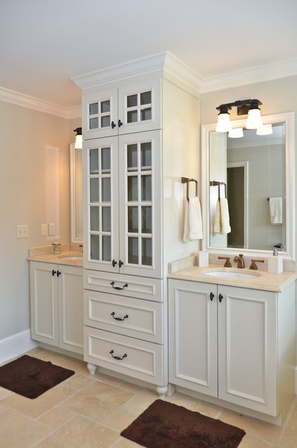 Signature Homes Master Bathroom at Grand Avenue in Ross Bridge bathroom