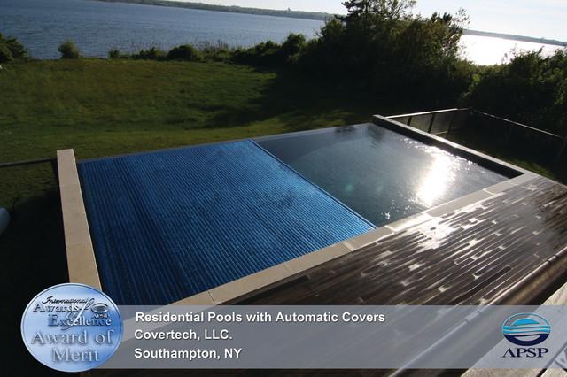 Covertech Award Winning Automatic Rigid Pool Covers 2011