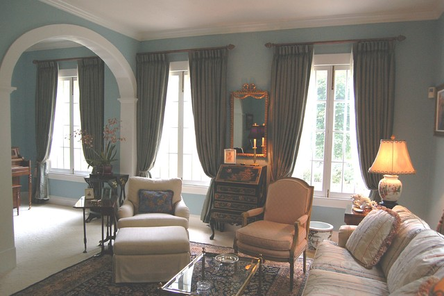 Living Room traditional-living-room