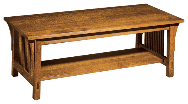 Stickley Cocktail Table 89 91 757