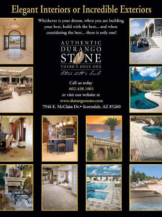 News and Promotions - Get inspiration for your next project by subscribing to our e-newsletter: http://www.durangostone.com/newsletter_request/