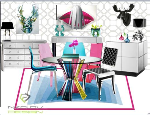My interior designs modern