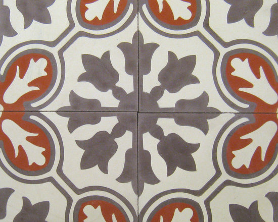 Avalon - 8x8 Cement Tile
