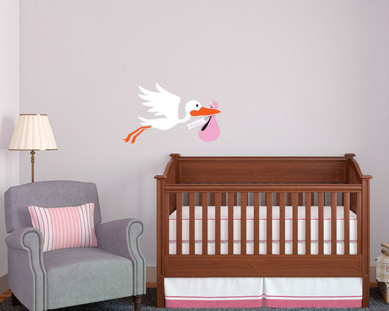 Personalized Stork -