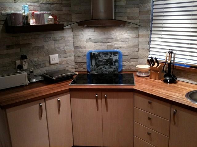 Bamboo Counter Tops Contemporary Kitchen Countertops