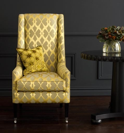 Gilded Chair
