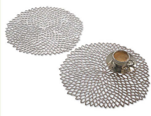 dahlia placemats contemporary table linens
