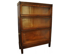 3 High Barristers Bookcase traditional-bookcases