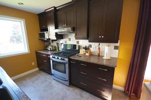 Sunny Kitchen Renovation modern-kitchen