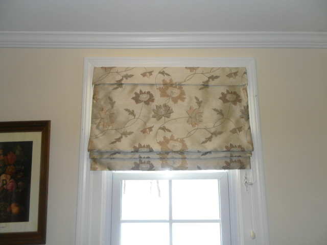 Http Www Houzz Com Photos 828289 Roman Shades Roman Blinds Boston