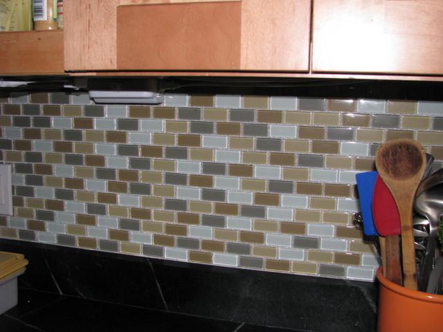 DIY Kitchen remodel eclectic
