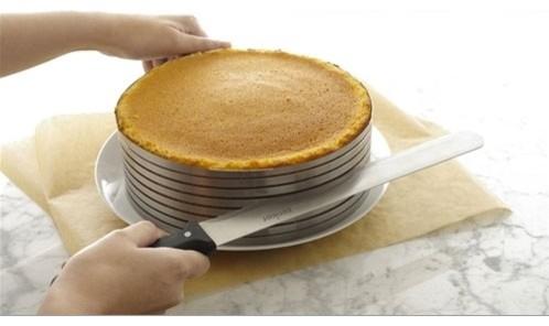 Zenker Multi Layer Cake Slicing Kit contemporary-baking-tools