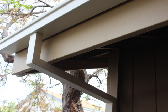 Box Style Gutters 5 inch Redondo Beach - Transitional - los angeles - by A Plus Gutter Systems